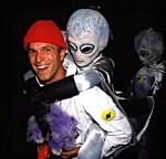 Alien piggyback